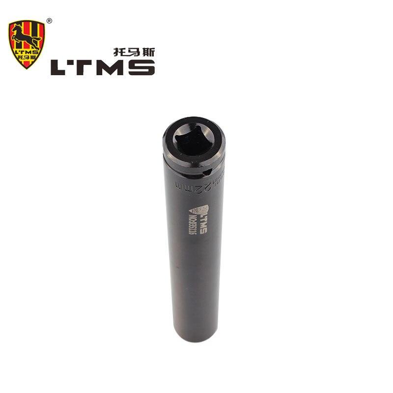 1/2 High Quality Strong Impact Resistance Long Hexagonal Socket Scaffolding Herramientas Automotriz Ferramentas Manuais Tools  цены