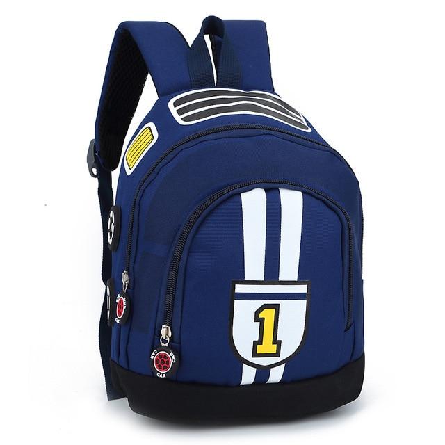Children School Bags For Boys S Kindergarten Backpack Nylon Schoolbag Kids Baby Cute