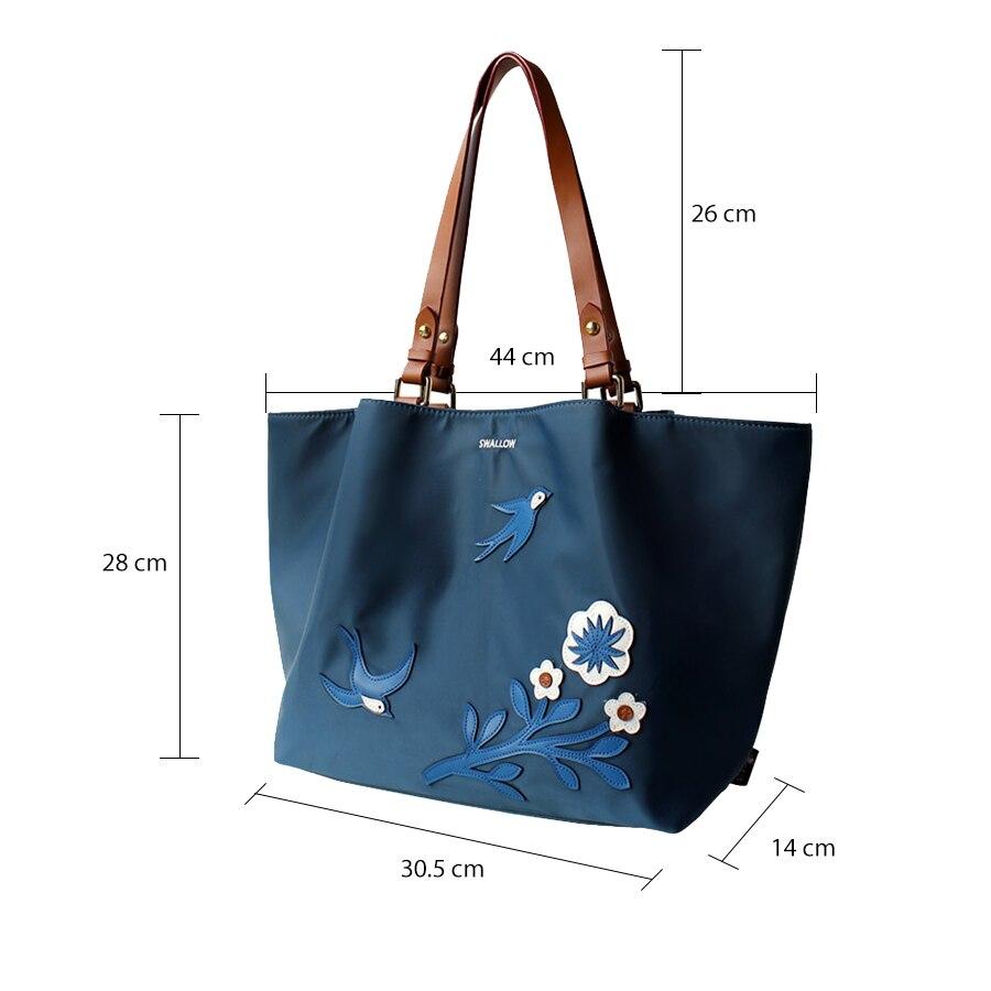 꽃 공주 여성을위한 고품질 여성 핸드백 토트 백 어깨 가방 럭셔리 핸드백 숙녀 핸드 가방 bolsa feminina-에서숄더 백부터 수화물 & 가방 의  그룹 2