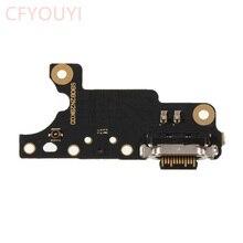 Para Nokia 7 plus 7 + TA 1049 1055 1062 puerto de carga USB placa de conector pieza de cable flexible
