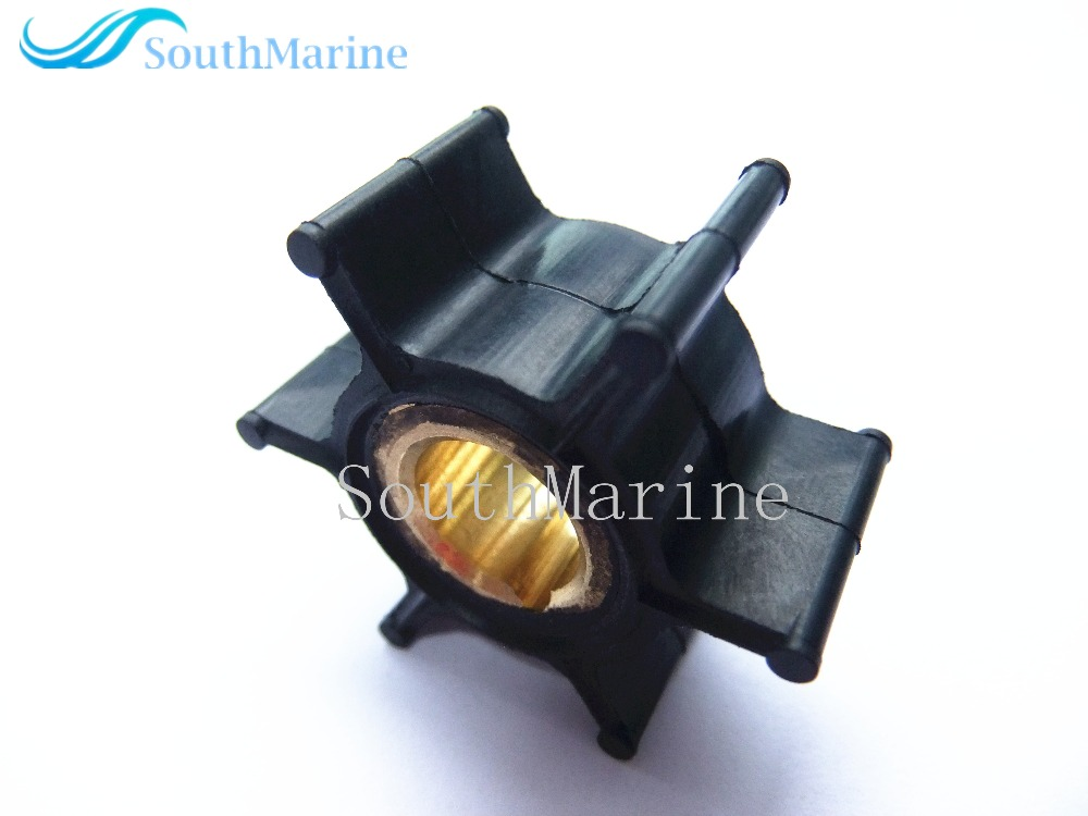 New Water Pump Impeller 18-3090 Fits Evinrude OMC BRP 2HP 4HP 6HP Outboard US