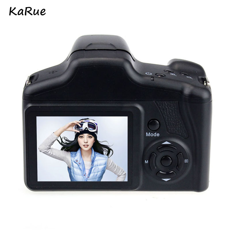 karue Hochwertige 2,8 Zoll Digitalkamera 12MP Max 720P Bildschirm 4x - Kamera und Foto - Foto 3