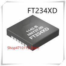 NEW 10PCS/LOT FT234XD-R FT234XD FT234 QFN-16 IC