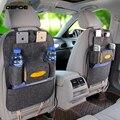 Автомобильная сумка для хранения  утолщенная коробка для хранения сидений  автомобильный органайзер  подвесная сумка для заднего сиденья а...