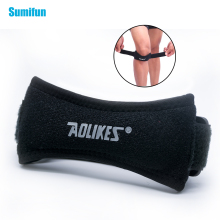 1/pcs Adjustable Jumpers's Knee Patellar Knee Support Brace Pads Fit Running basketball Outdoor Sport Z79903