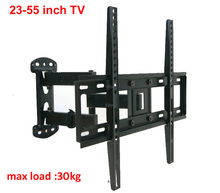 NB 55inch 42inch Retractable Led Tv Wall Mount Lcd Bracket Stand Plasma  Holder