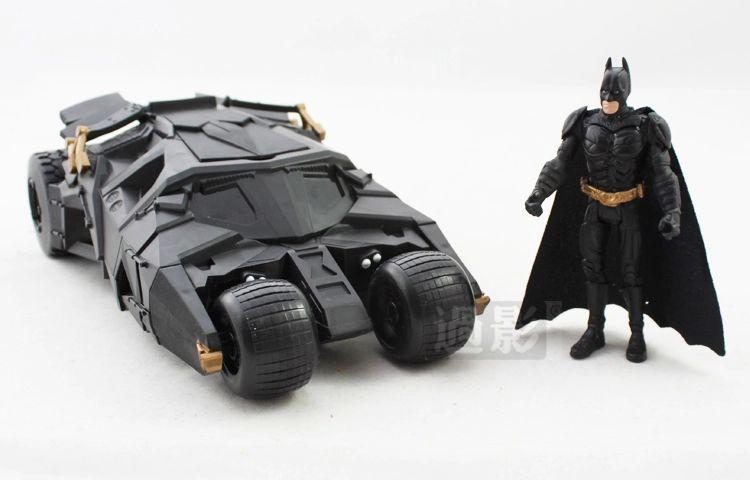 Batman Fan Collection Original Box Batmobile Toys 20cm 10cm Car
