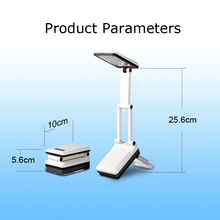 led table lamp desk table light Foldable Built-in Rechargeable 600mAh Battery Mini Reading 16 LED Desk Lamp mini lampe YG-5908