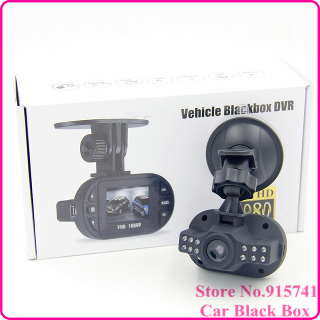 2016 Newest Full HD 1920*1080P IR LEDX12 Car Vehicle CAM Video  Camera  C600 Recorder Camcorder DVR