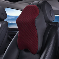 Car Styling High End And Comfortable Memory Foam Car Neck Pillow CSL2017