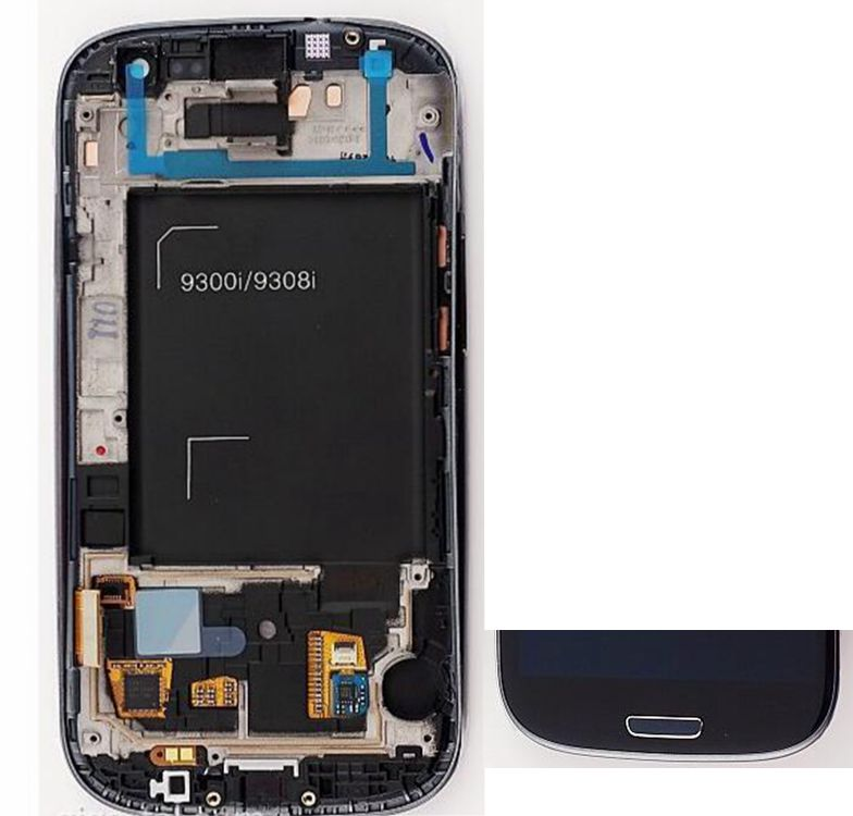 4 8 Amoled For samsung galaxy s3 Neo i9301 i9300i i9308i i9301i Lcd Display Screen Touch