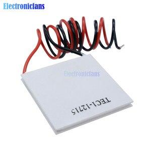 Image 5 - TEC1 12703 12705 12706 12709 12710 12712 12715 SP1848 27145 Thermoelectric Cooler Peltier 12V 5A Cells Peltier Elemente Module