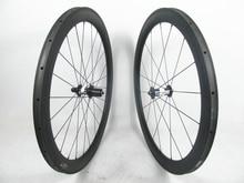 Far sports FSC50 TM 25 DT180 50mm 25mm carbon tubular wheels 50 50mm deep 25mm width