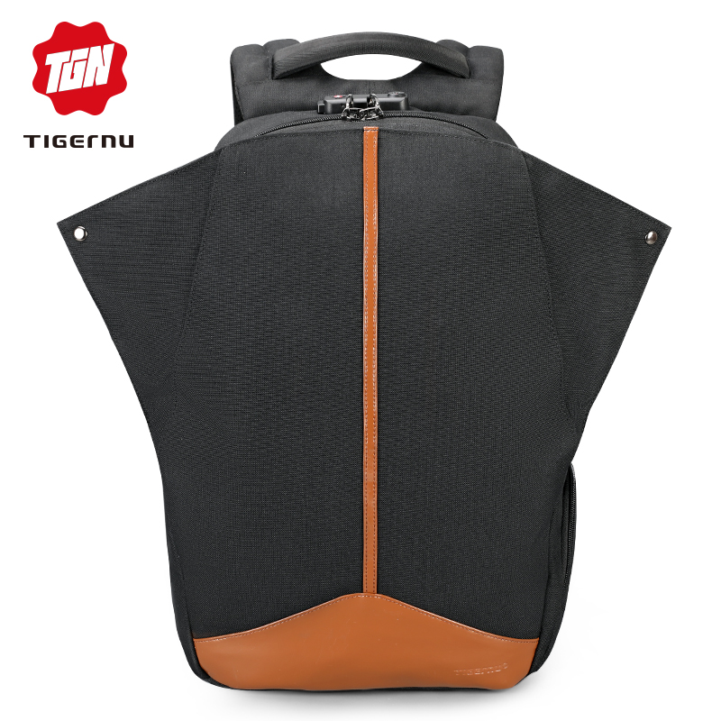 Tigernu Anti theft NO Key TSA lcok Backpack Men s Backpacks for 15 6 Laptop Women