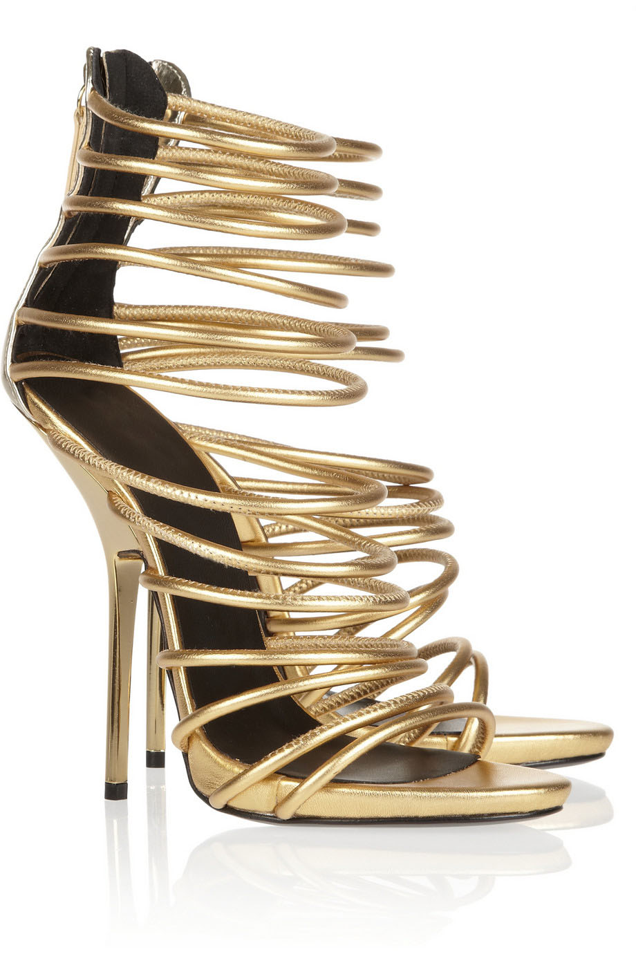 Online Buy Wholesale gold gladiator high heels from China gold ...