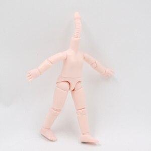 Image 4 - חלום פיות 1/12 BJD משותף גוף OB11 10.5CM 26 משותף גוף לבן עור טבעי עור צעצועי מתנות