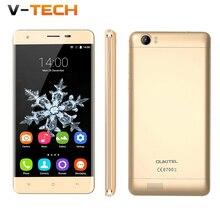Лучшие В наличии оригинальный OUKITEL K6000 5,5 «дюймовый HD 6000 мАч Android 6,0 Dual Sim FDD-LTE смартфон MTK6735P телефона 2 ГБ + 16 ГБ 13.0MP