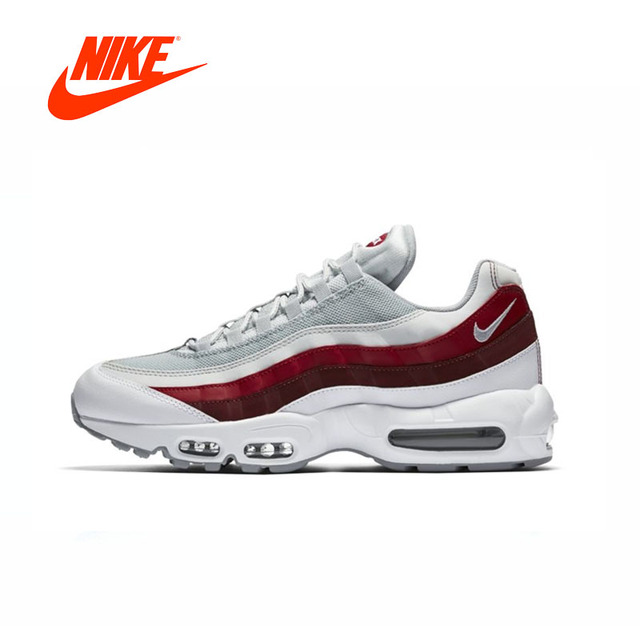 pretty nice d1cfa d85a8 Original New Arrival Authentic NIKE AIR MAX 95 ESSENTIAL Mens Running Shoes  Sneakers Sport Outdoor Walking Jogging Comfortable