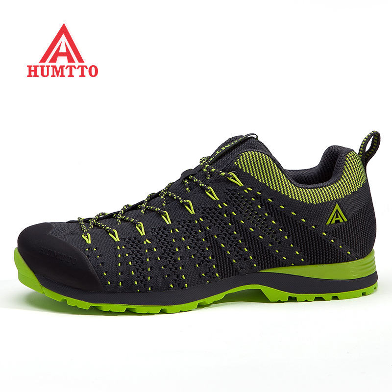 ФОТО Outdoor Men's Hiking Shoes Explore Multi-Fundtion Walking Sneakers Wear-Resistance Sports Shoes