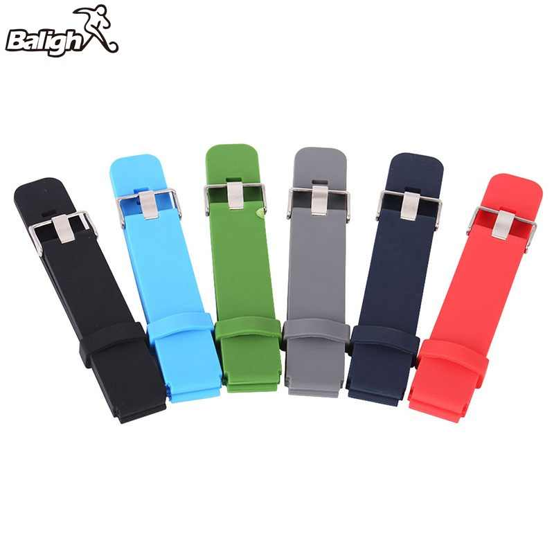 Newest Fashion Watch Sport Durable Silicone Watchbands For Strap For Samsung 360 Huawei Smart Watch Men's