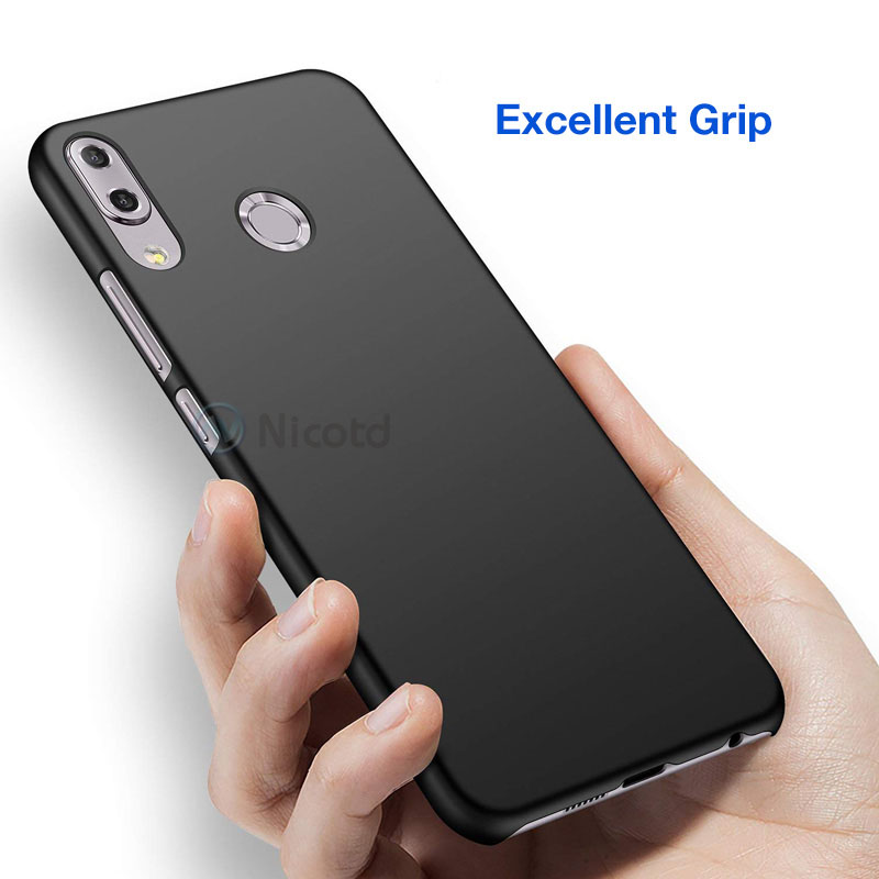 Luxury Plastic Matte Phone Case For Asus Zenfone 5 ZE620KL Hard PC Case Cover For Asus Zenfone 5 ZE620KL Full Cover PC phone bag (5)