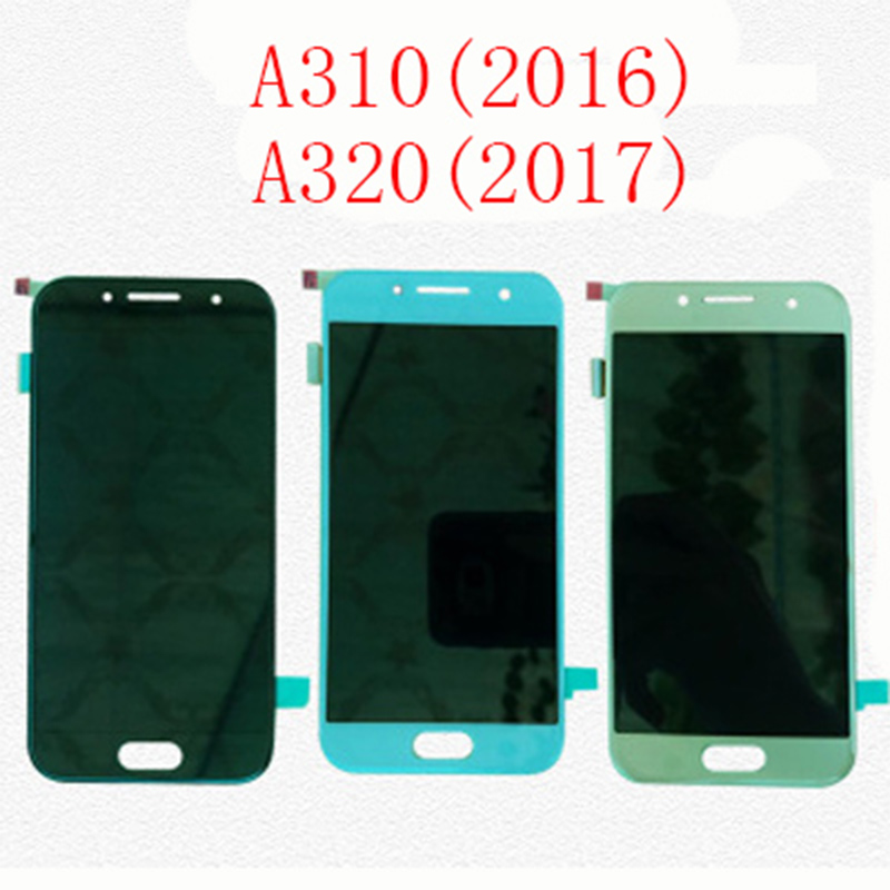 A3 2016 LCD Display For Samsung Galaxy A3 2017 A320 LCD display+Touch Screen Digitizer Assembly A310F A310M A310H A3100