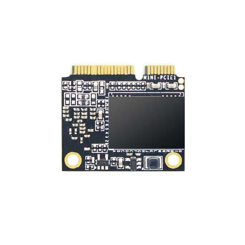 Envío Gratis medio tamaño mSATA SSD 60 GB 120 GB 240 GB 256GB 512 GB SATA3 interna SSD Disco Duro HDD mini mSATA tamaño medio para ordenador portátil