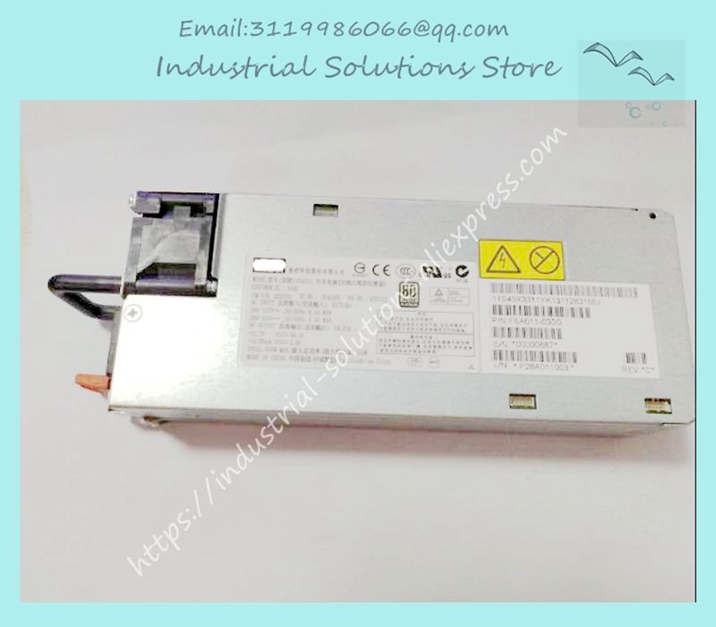 X3550M4 X3650M4 X3630M4 550W Power Supply 43X3312 43X3311X3550M4 X3650M4 X3630M4 550W Power Supply 43X3312 43X3311