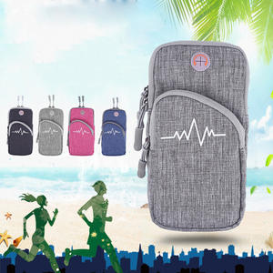 Case Armband-Bag Phone-Pouch Hand-Holder Universal Waterproof Sports Running Samsung