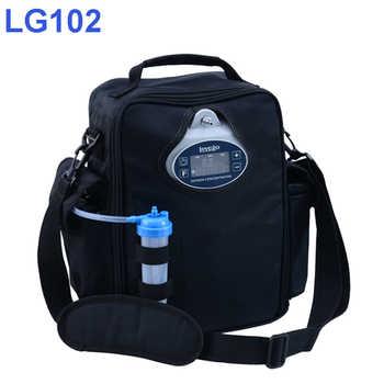 4 heures de temps de batterie le plus récent Mini concentrateur d'oxygène Portable Lovego LG102P
