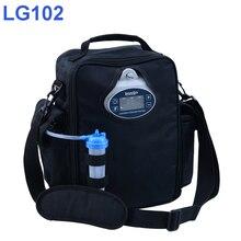 4 時間バッテリー時間ランキングミニ lovego 携帯用酸素濃縮器 LG102P