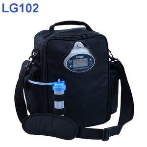 Image 1 - 4 ore di Durata Della Batteria Più Nuovo Mini Lovego Concentratore di Ossigeno Portatile LG102P