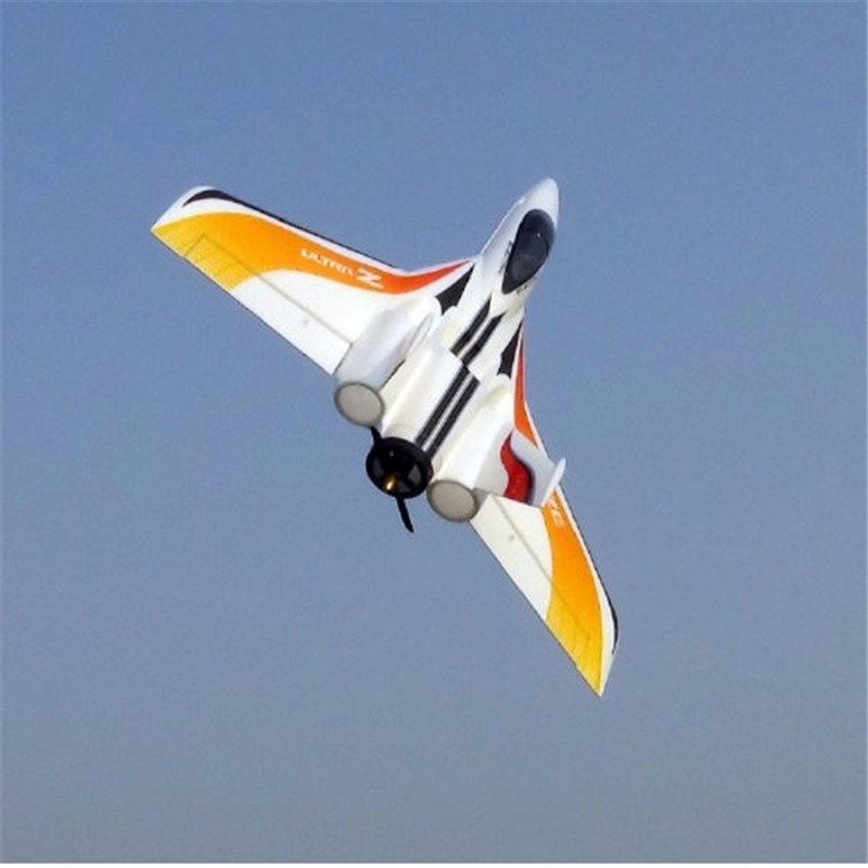 ФОТО New Arrival Zeta Ultra-Z Blaze 790mm Wingspan EPO Flying Wing Pusher Jet Racer RC Airplane KIT