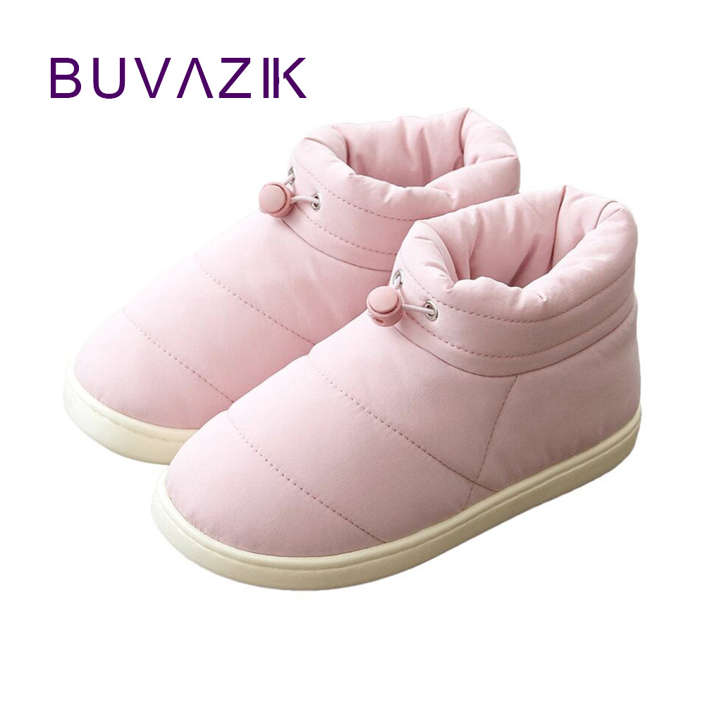 2018 women snow boots waterproof calzado mujer winter sapato feminino women's ankle boots warm outdoor shoes mixed colors