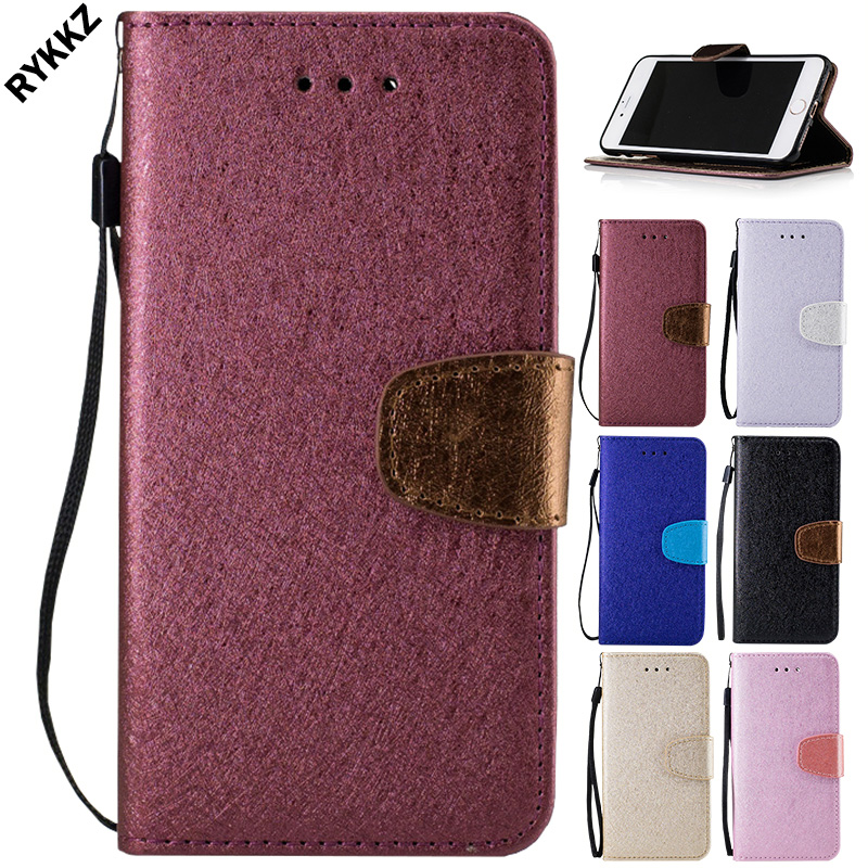 2018 new Hot luxury wallet phone bag For Apple iphone X Silk Texture Flip case for iphoneX case Phone Leather Cover