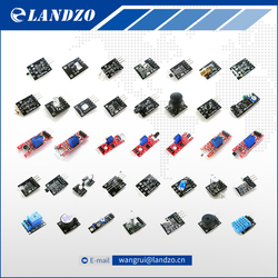Landzo 2017 37 in 1 sensor kits for arduino high quality free shipping works with official.jpg 250x250