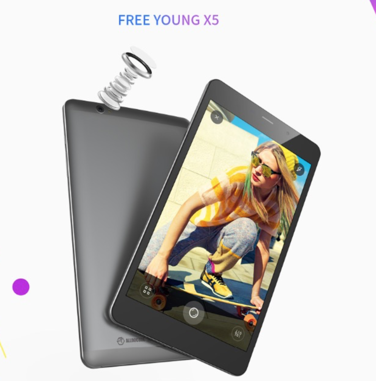 Newest!!! ALLDOCUBE Young X5/T8 pro 4G Phone Call Tablet PC 8 inch MTK 8783V-CT Octa core 3GB Ram 32GB Rom цена