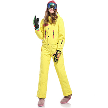 Womens Snow Suit One Piece >> Buy One Piece Ski Suit Women And Get Free Shipping On Aliexpress Com