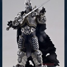 Famous Game Character WOW The Lich King Action Figure Fall o