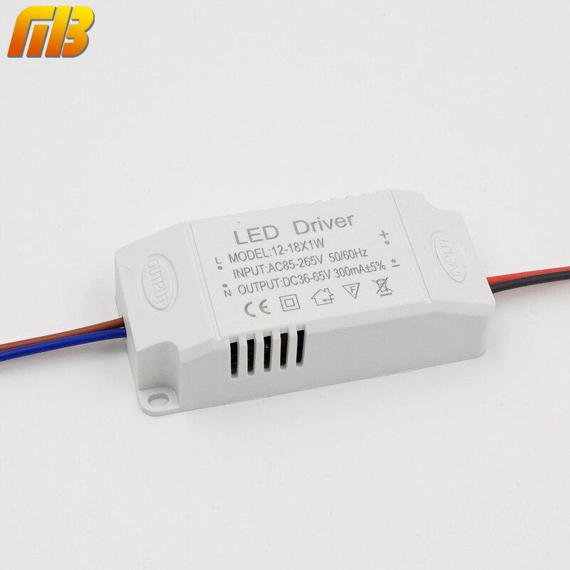 AC85-265V 1-36 * 1W диодты тұрақты - Жарықтандыру керек-жарақтары - фото 2
