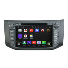 Android 5.1.1 Car DVD GPS radio head unit for Nissan Sylphy B17 Sentra 2012-2013 4 Core 1.6 GHz CPU 1GB DDR3 HD Screen 1024*600