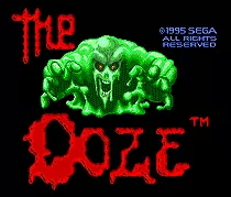 The OOZE - 16 bit MD Games Cartridge For MegaDrive Genesis console