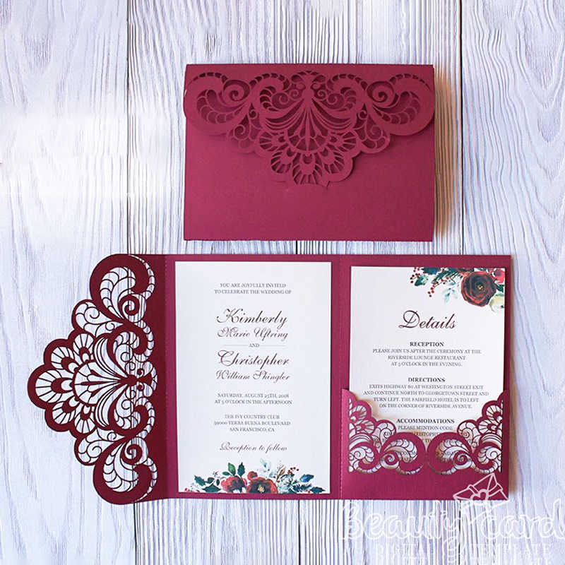 Wedding Invitation Cutting Die Scrapbooking Craft Metal Die Cut for DIY Paper Cards Making Love Home Decorative