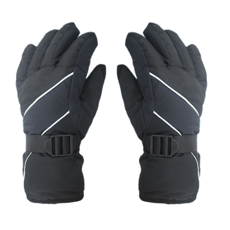 CAR-partment Warm Men Waterproof Windproof Outdoor Mittens Gloves Five Fingers Thermal Skiing Climbing Cycling Hiking Sports