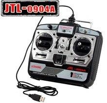 JTL 6CH RC Simulator XTR+ Real flight G7 +phoenix5.0 JTL-0904A real flight helicopter simulator CD disk Mode 1/ Mode 2 P2