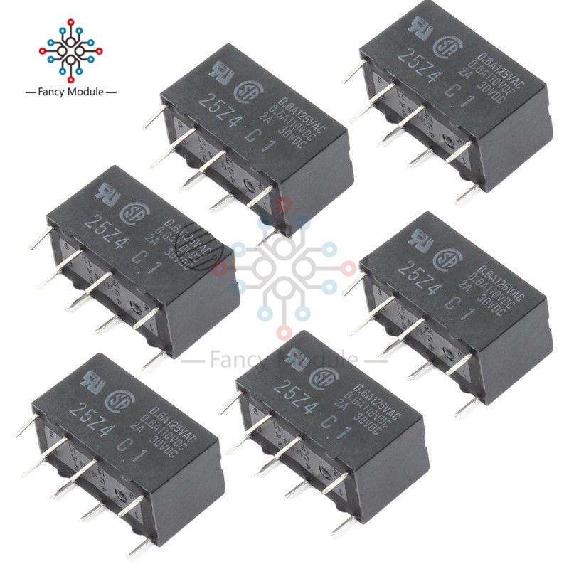 12V Relay G5V-2-12VDC 2A Signal Relay 8PIN for Omron Relay реле omron 2 h1 dc12v gen dpdt 1a 12v h1 12vdc 8pin 10pcs lot g5v 2 h1 12vdc