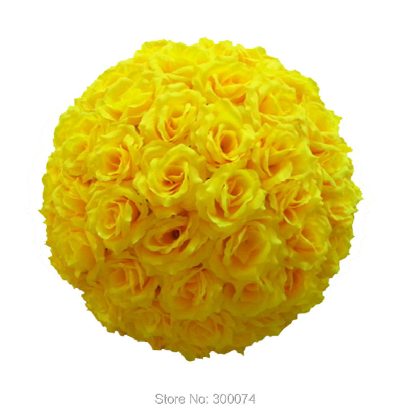 25cm 10 Inch Decorative Wedding Flower Ball Event Party Supplies