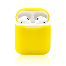 Case Protective Cover Skin 1:1 Phone7 Earphones Charger Charging Case For Apple tv bluetooth earphone(China)