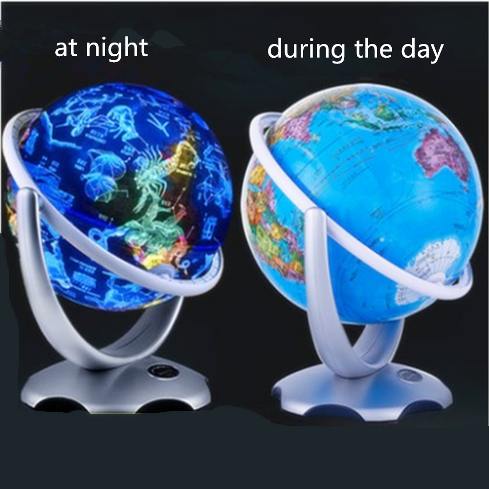 LED marzenie konstelacji schemat na całym świecie 25 cm prezent do dekoracji domu dla dzieci w Mapa od Artykuły biurowe i szkolne na  Grupa 3