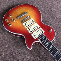 high quality Ace frehley signature guitar, Custom shop Ace frehley 3 Three pickups Electric Guitar, hot selling guitarra